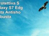 URCOVER Case Cover Custodia Protettiva Samsung Galaxy S7 Edge  Anticaduta Antishock