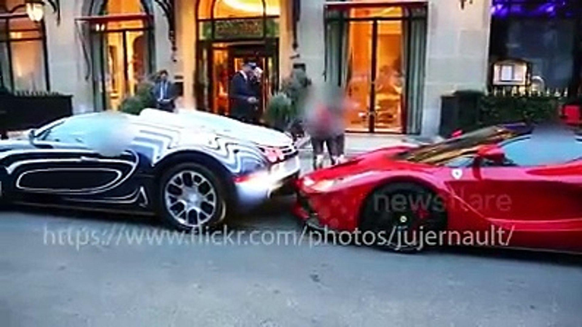 Des boulets avec des belles voitures