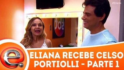 Eliana entrevista Celso Portiolli - 31.12.17 - Parte 1