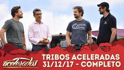 Tribos Acelerados 31/12/17