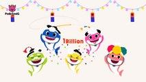 Celebrating 1 Billion Views on YouTube Baby Shark Parade!-I