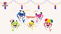 Celebrating 1 Billion Views on YouTube Baby Shark Parade!-IHRI3aBd7MM