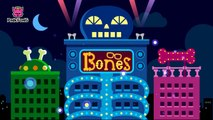 Bones - Click Clack Bones _ Body Parts Songs