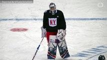 Rangers, Sabres Prep A Freezing NHL Winter Classic