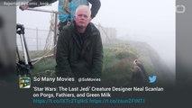 'Star Wars: The Last Jedi' Designer Loves The Porg Response