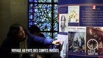 Insolites - Contes & Histoires et l'année franco-russe