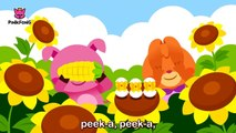 Peek-a-Boo _ Peek-a, peek-a, peek-a-boo! _ Healthy Habits _ Pinkfong Song