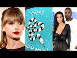 Taylor Swift Takes A Dig At Kim Kardashian And Kanye West Yet Again
