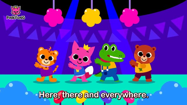 Wash Your Hands _ Make bubbles and wash your hands _ Healthy Habits _ Pinkfong Songs for Chil