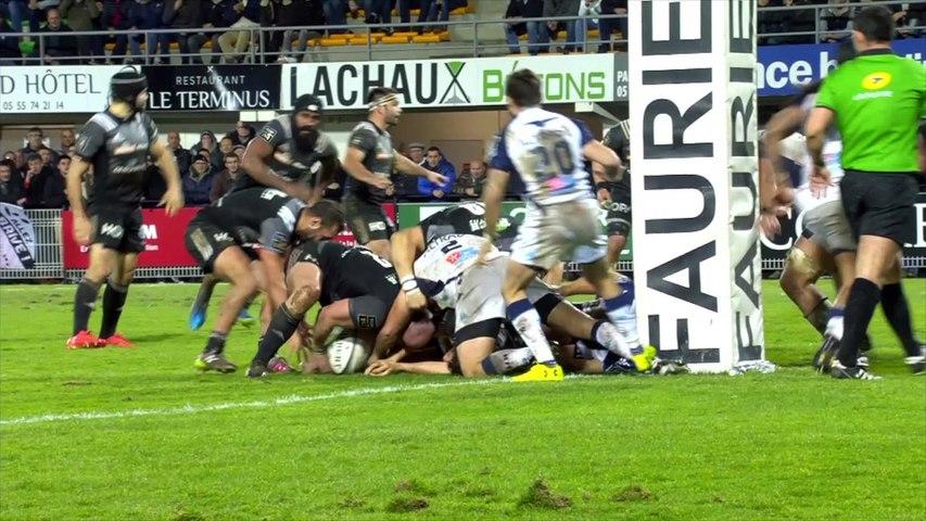 Top14 J14 CA Brive 29 - 10 Montpellier
