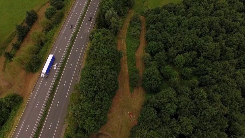 Des sanglipass installés sur l'autoroute A20