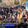 Iran: cinq jours de colère, 450 arrestations et 21 morts