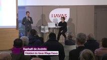 Jeudi c'est Vivendi du 7 décembre 2017 avec Raphaël de Andréis, Président d'Havas Village France
