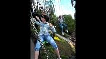 Vlog #1  Une Journée à Walibi en Belgique