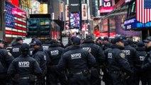 Keamanan tahun baru: NYC perketat keamanan untuk tahun baru di Times Square - TomoNews