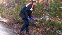 Kastamonu'da kayıp aileyle ilgili bir tüfek ve tabanca ele geçirildi