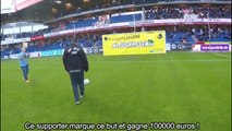 Compilation des supporters et fans de foot qui réalisent des exploits