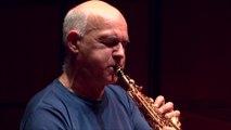 Michel Doneda en concert 2017 - A l'improviste