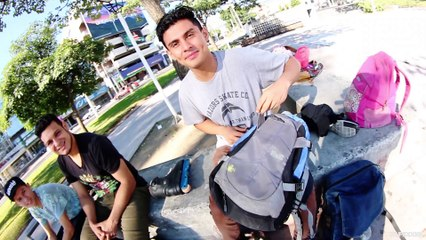 """""""The Clash of the Americas"""" Inline Skate Competition Hits El Salvador!   Video"""