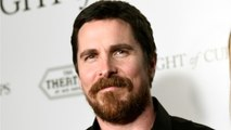 Christian Bale Is Not Fond Of Superhero FIlms