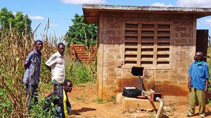 Tetra Tech Helps Provide a Solar-powered Water Supply System | Tetra Tech
