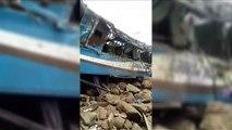 Suben a 48 los muertos al caer un autobús a un abismo en Perú