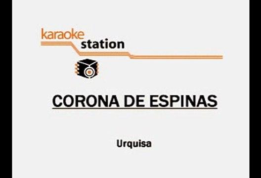 Margarita - Corona de espinas (Karaoke)