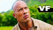 JUMANJI 2 : Tous Les Extraits VF avec Dwayne Johnson et Kevin Hart !