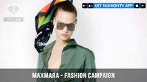 MaxMara Exotic Energy Spring/Summer 2017 Fashion Campaign Part 3  | FashionTV | FTV