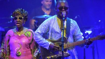 Amadou & Mariam - Beaux Dimanches (Live @ La Cigale - 08_09_2017)