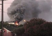 Fire Engulfs Large South Australian Abattoir