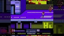 Playthrough - Double Dragon 2 - Nintendo NES