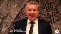 Les vœux 2018 de votre maire, Jean-Marc Nicolle