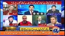 Nawaz Sharif tried to fool the nation - Hassan Nisar grills Nawaz Sharif