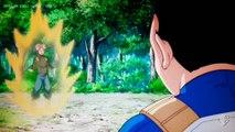 Dragon Ball Super | L'allenamento tra Trunks(del Futuro) e Vegeta