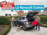 Une auto testée au quotidien : Renault Scénic (2017)