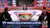 Emmanuel Macron: bientôt une loi sur les fausses nouvelles