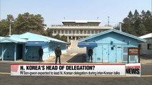 North Korea's Ri Son-gwon expected to head North's delegation at inter-Korean talks