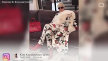 Kris Jenner shows off blonde hair, and people think she looks just like Kim