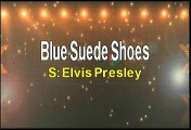 Elvis Presley Blue Suede Shoes Karaoke Version