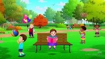 Ringa Ringa Roses _ Cartoon Animation Nursery Rhymes & Songs for Children _ ChuChu TV