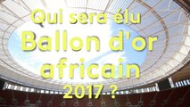 Ballon d'Or africain 2017 : Mané et Salah favoris face à Aubameyang ?