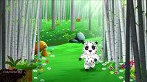 Finger Family Panda _ ChuChu TV Animal Finger Family Songs & Nursery Rhymes For Children-dBqQWvlE4