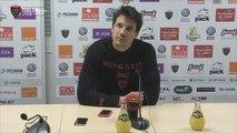 Conf' de presse d'avant-match Brive-Toulon J15 TOP14
