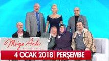 Müge Anlı ile Tatlı Sert 4 Ocak 2018 - Tek Parça