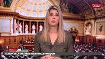 Alstom et stratégie industrielle du pays : audition comme avec les organisations syndicales représen - Les matins du Sénat (28/12/2017)