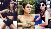Bollywood Mummies Who Sizzled In Beach Wear   Kareena Kapoor, Malaika Arora
