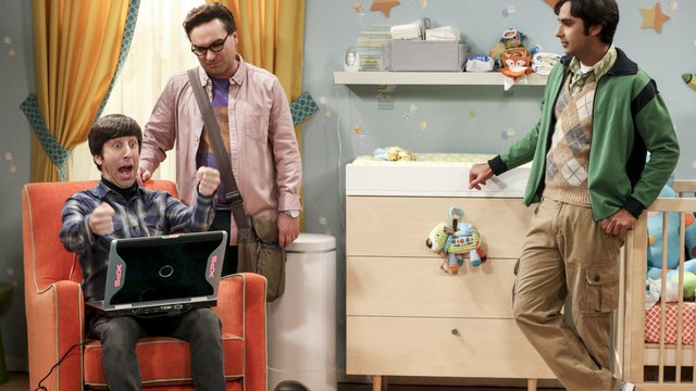 The B.i.g Bang Theory [Se.011 Ep.12] Season 11 Episode 12 Streaming