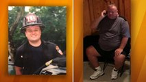 Retired NYC Firefighter Stuns Wife With Dapper Makeover After Losing 111 Pounds in 11 Months