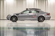 Toyota Research Institute Introduces Next-Generation Automated Driving Research Vehicle at CES®